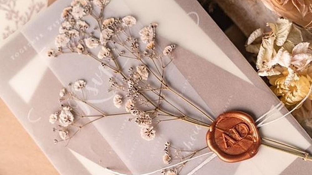 婚禮創意發想:喜帖篇