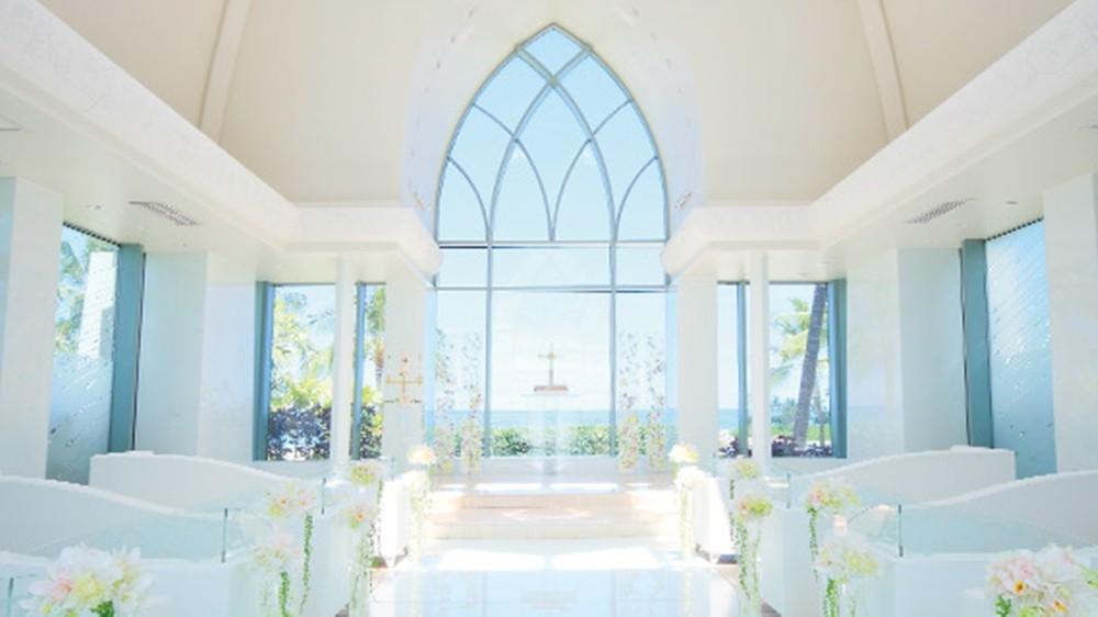海外婚禮:碧海藍天見證幸福