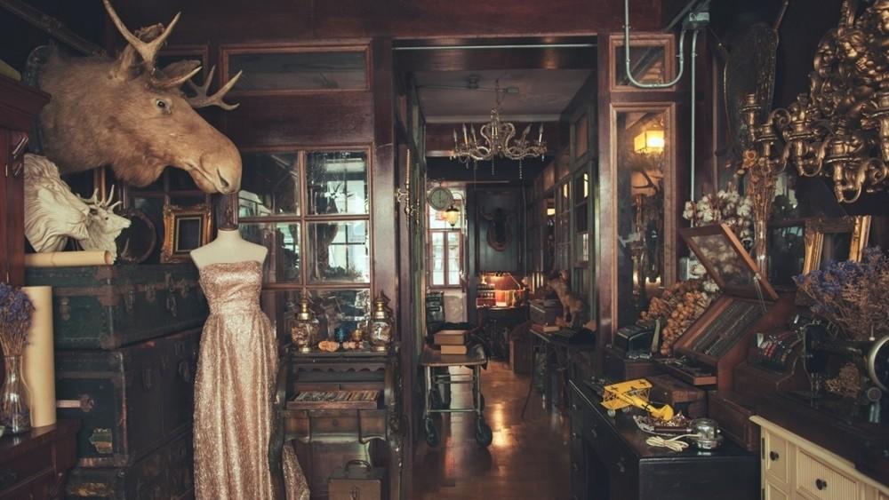 婚紗場地分享:倫敦16號老相館