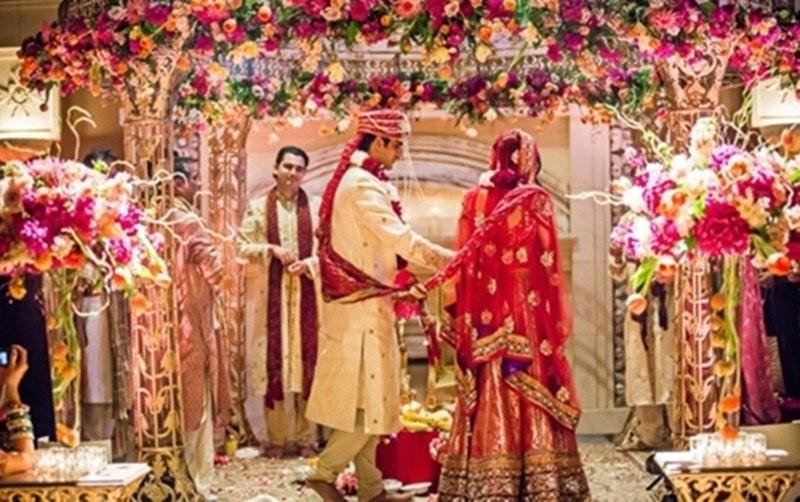 各國婚禮特色