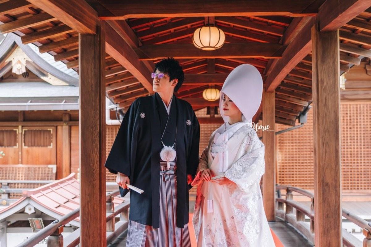 各國傳統結婚禮服