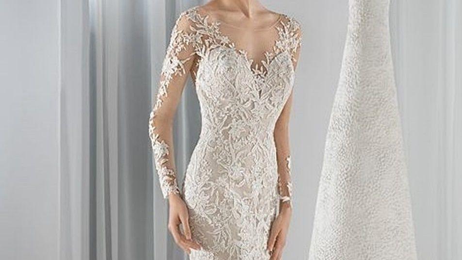 如何挑出適合自己的婚紗?帶大家認識《十種婚紗領型樣式》
