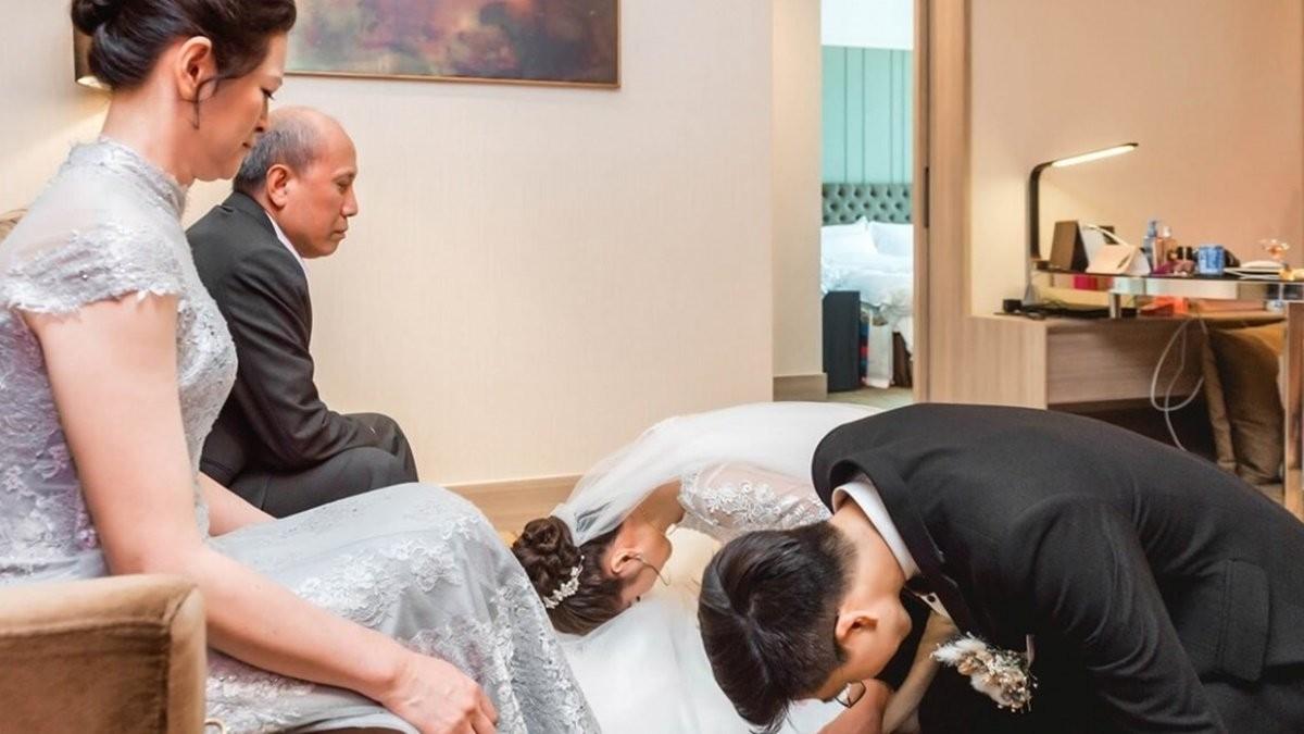 一秒就懂,迎娶儀式的準備、流程、注意事項