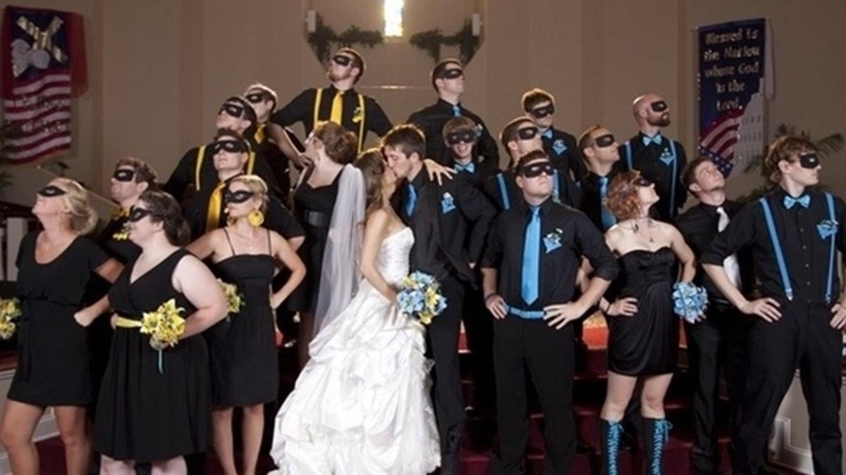 特色主題婚禮分享