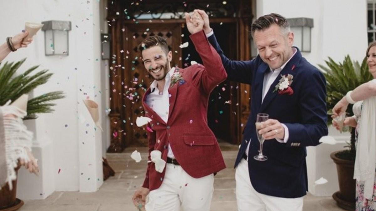 同性婚禮沒什麼不一樣