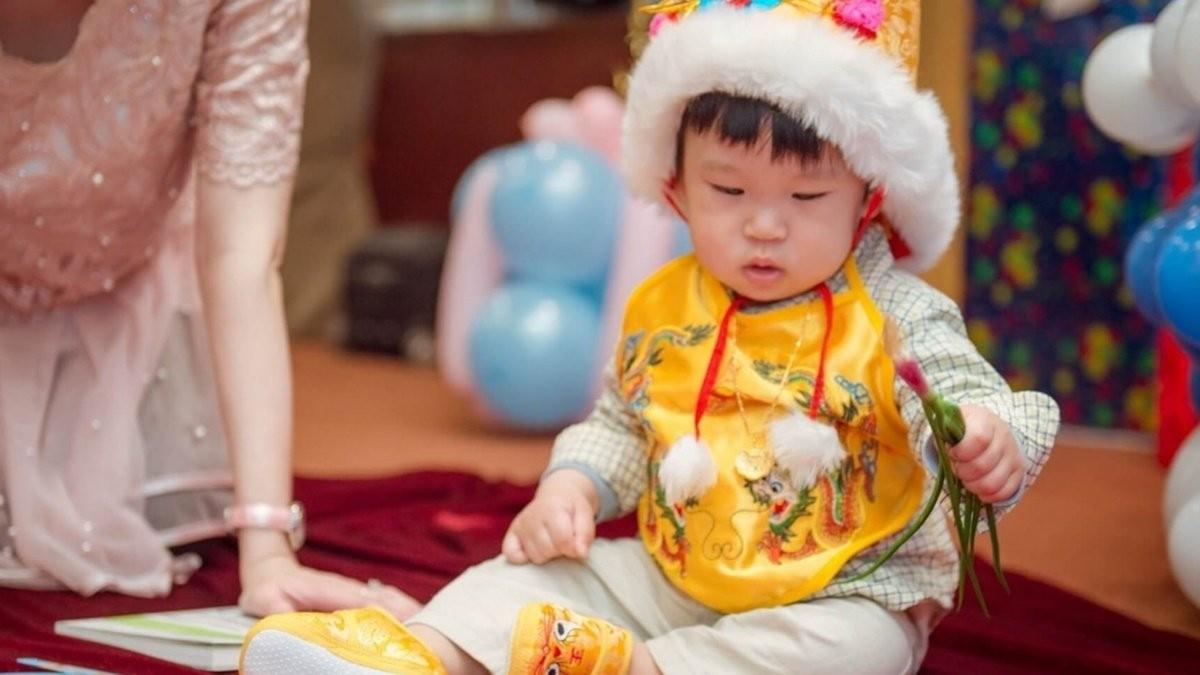 寶寶抓週禮俗知多少?