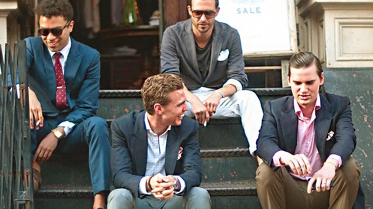 新郎西裝這樣搭!西服的5款外套顏色穿搭