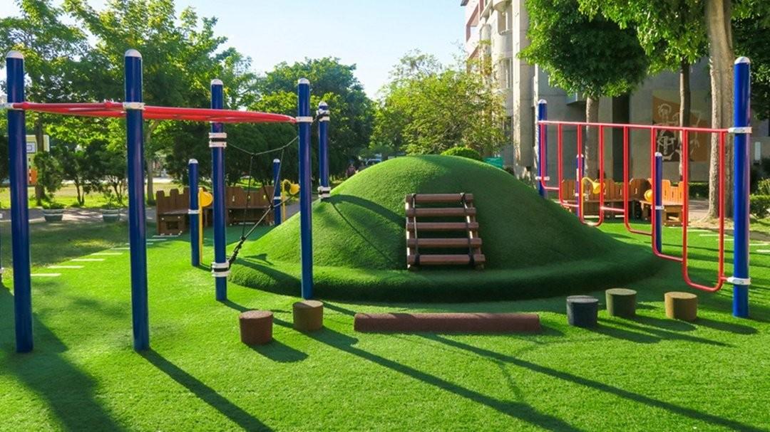 高雄10個親子特色公園