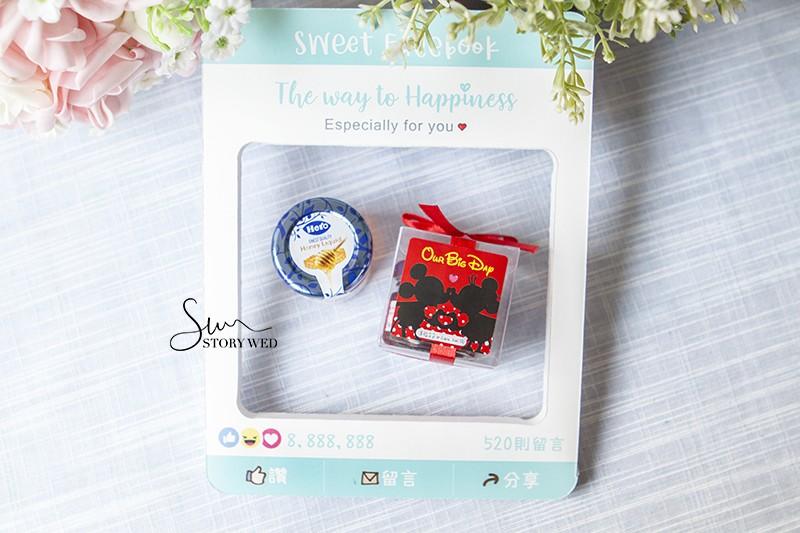 透明盒米奇米妮風格hero藍蓋小蜂蜜-我們的大日子
