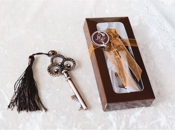 復古鑰匙造型開瓶器