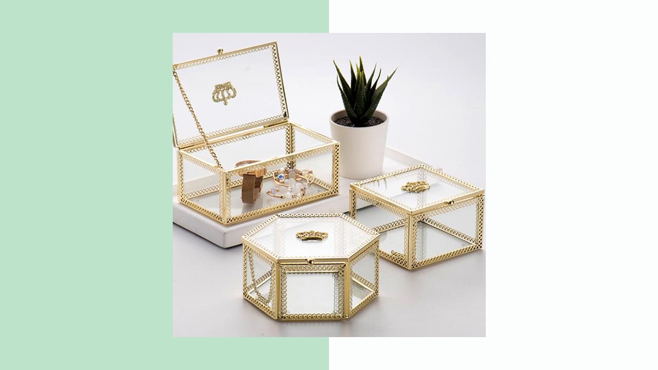北歐輕奢飾品盒(C)