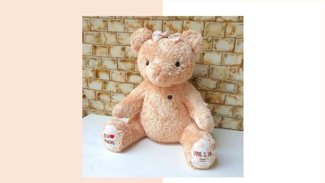 樂樂熊 (謝親恩體重熊)- 運費另計