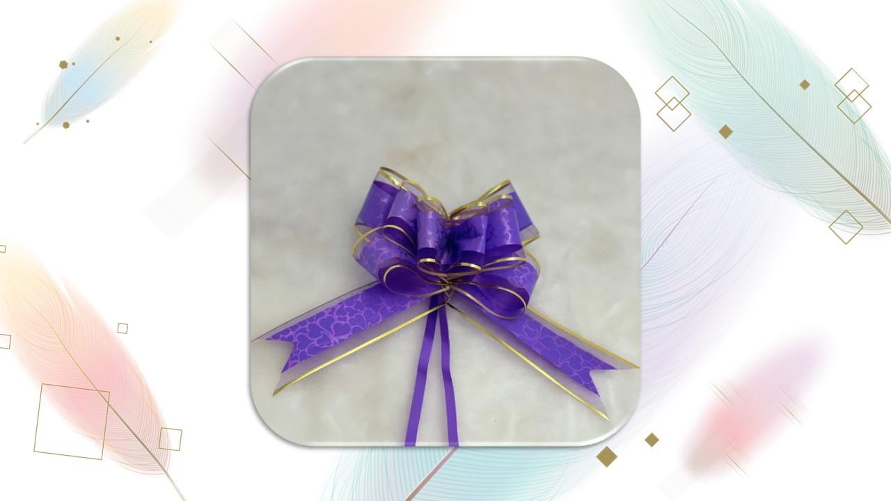 【車把花】 紫色愛心