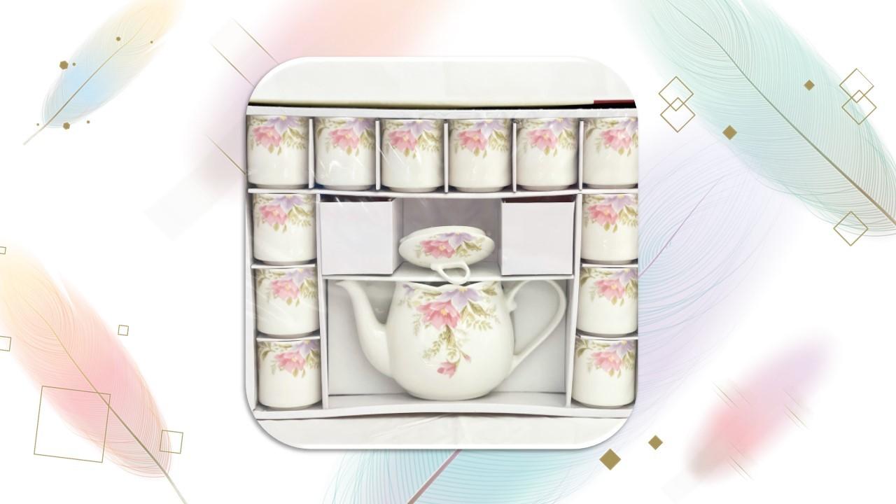 【茶具組】藝術茶杯 (1047)