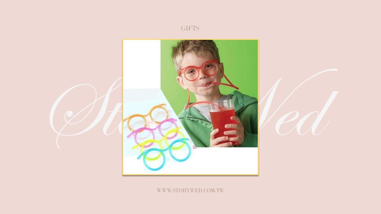 眼鏡吸管(B)