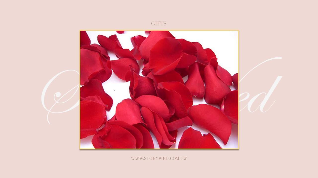 仿真玫瑰花瓣 - 一包100片(C)
