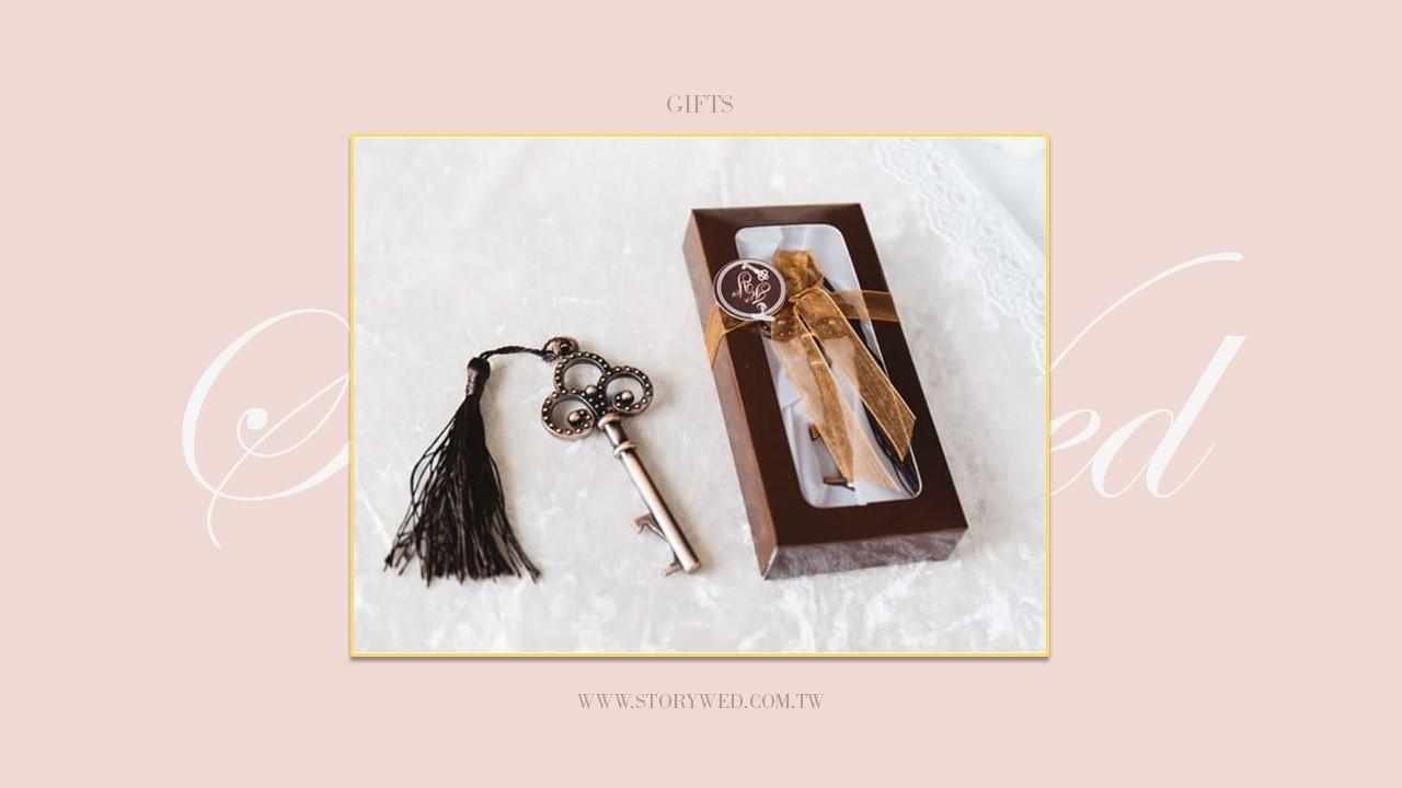 復古鑰匙造型開瓶器(A)