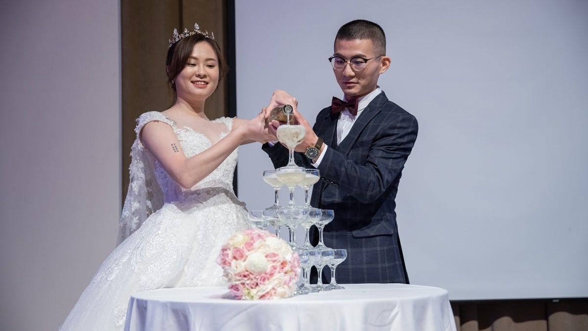【禮俗統籌│婚禮主持│婚禮攝影│婚禮樂團】博元&思璇