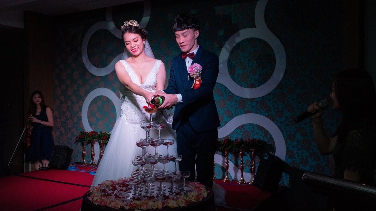 【婚禮主持│婚禮攝影│婚禮樂團】偉庭&佩儒