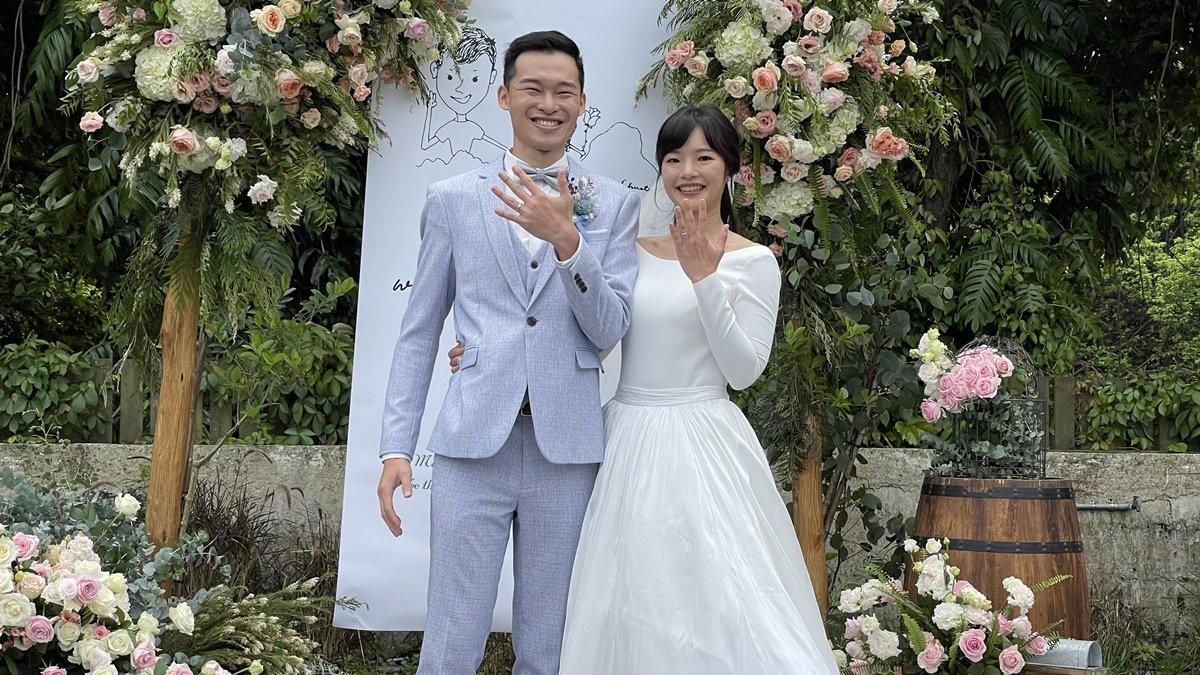 【婚顧統籌│婚禮主持│氣球達人】Peiwei & Christine